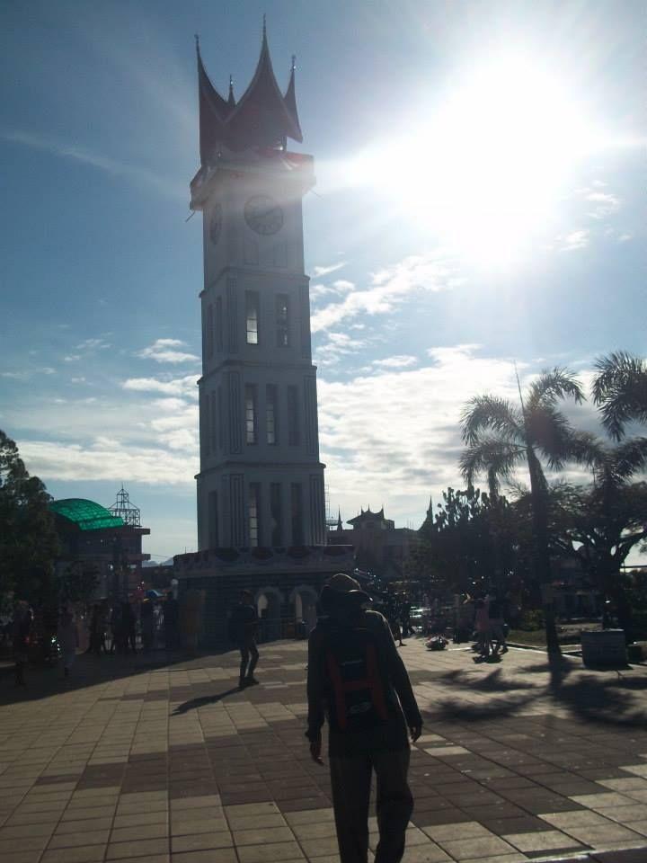 Jam Gadang, Bukittinggi