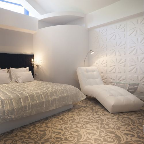 3d wall panels that add texture and depth to your plain interior wall space