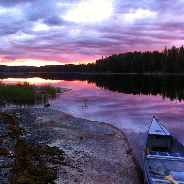 Canoeing on Lake Saimaa, Finland. #canoeing #canoe #paddling #paddle #canoeingfinland #wilderness #camping #adventure #outdoors #nature #lake #saimaa #travel #intothewild #wildcamping #suomi #loveoutdoor #naturetravel #ecotravel #natureaddict #awesomeeart