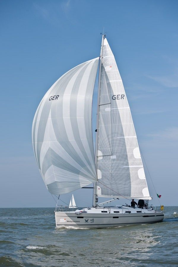 Charter Sailing Bavaria Cruiser 40 S, 3  cabins, 6+1 berths. Available in Spain, Croatia and Greece.