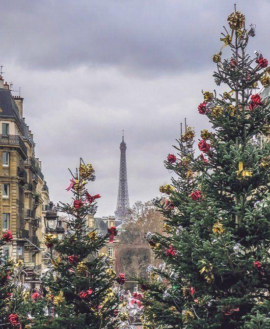 Christmas in Paris | by David L. Brown