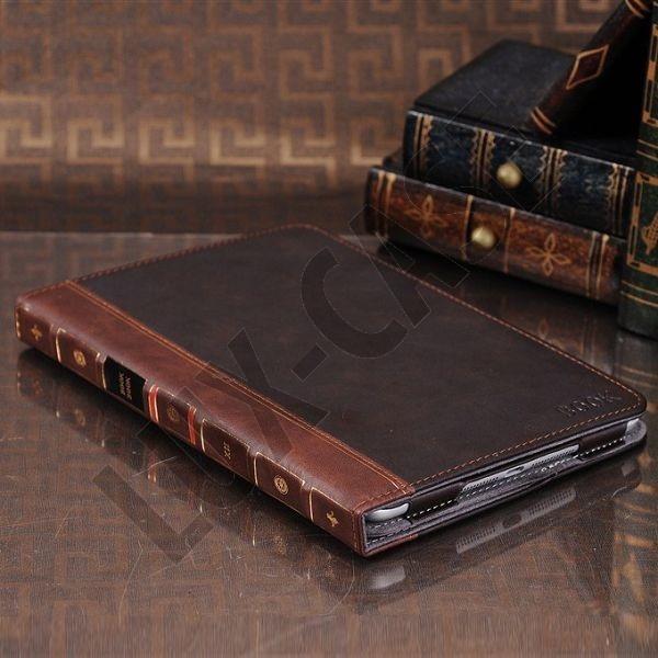 Make you iPad look like a real book! http://lux-case.dk/bookbook-ipad-mini-aegte-laeder-etui-lys-brun.html