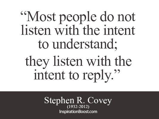 Image result for quotes on listening