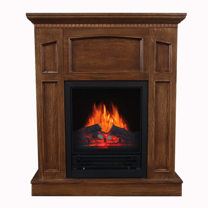 Stonegate Emerson Electric Fireplace & Reviews | Wayfair