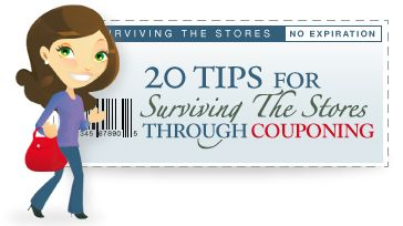 Tip #7: Learn The Grocery Store Sales Cycles {Surviving The Stores Through Couponing} Month by month list of likely sales