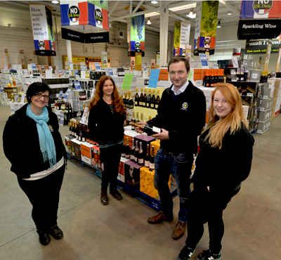 Majestic Wine Calais for a right royal shopping deal in France : The Good Life France