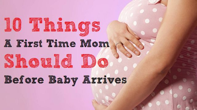 Things An Pregnant Mom Should Do Before Birth Of Baby | Essential list for the expectant mom of what needs to be done before you deliver.