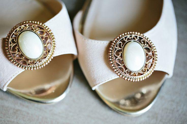 souliers plat pour mariée
