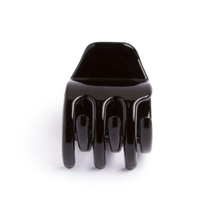 Op zoek naar basic haarspeldjes met toch een bijzondere touch? Dan is dit compacte ronde knijpmodel iets voor jou. Perfect voor elke dag. Past zowel bij een klassieke als een modieuze outfit.
