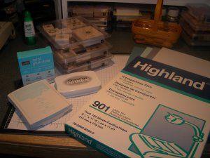 Splitcoaststampers - Acetate Card Project Tutorial by Linda Nicholson