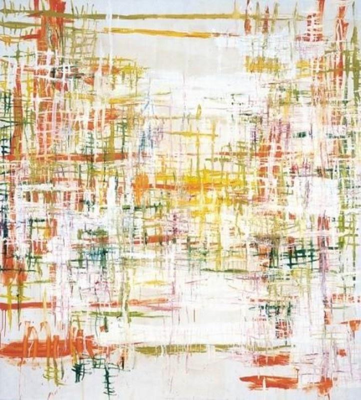 Olav Christopher Jenssen painting