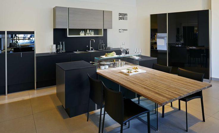 Design Center Milan - Presentation P'7350 Porsche Design Kitchen