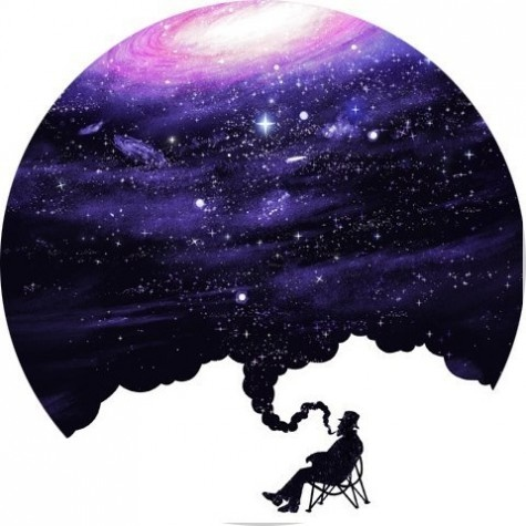 """""""We are the cosmos made conscious and life is the means by which the universe understands itself."""""""