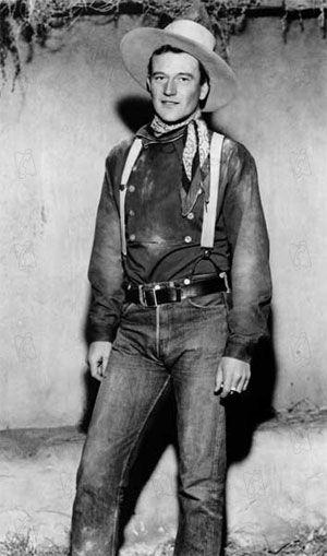 STAGECOACH (1939) - John Wayne