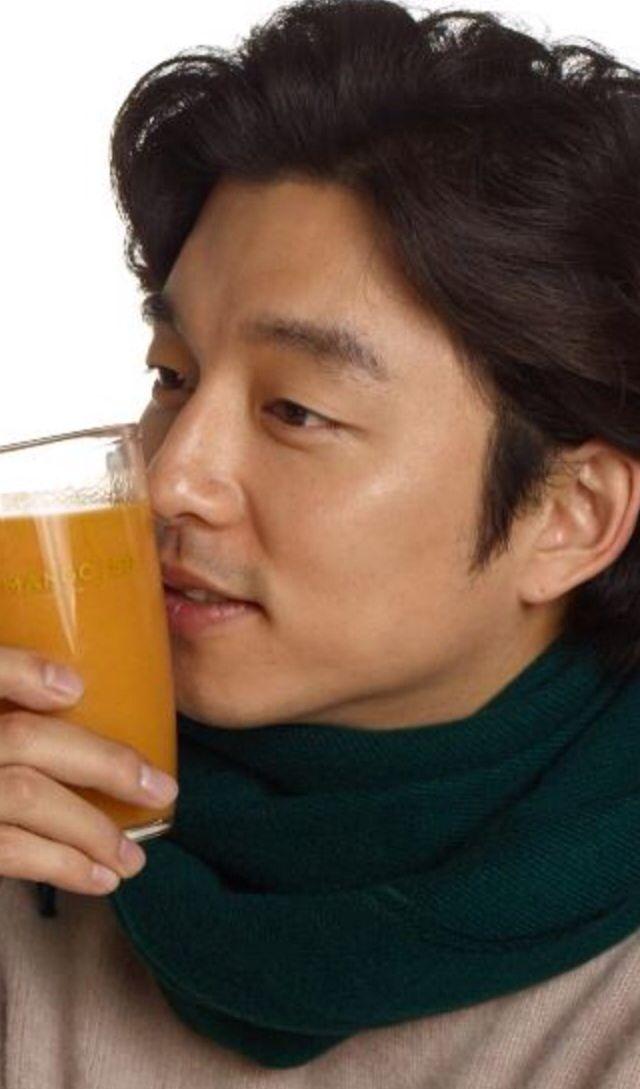 Gong Yoo , Mango Six