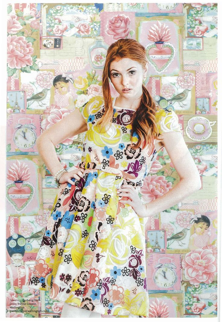 Fishhead Magazine - Flora The Explorer Dress