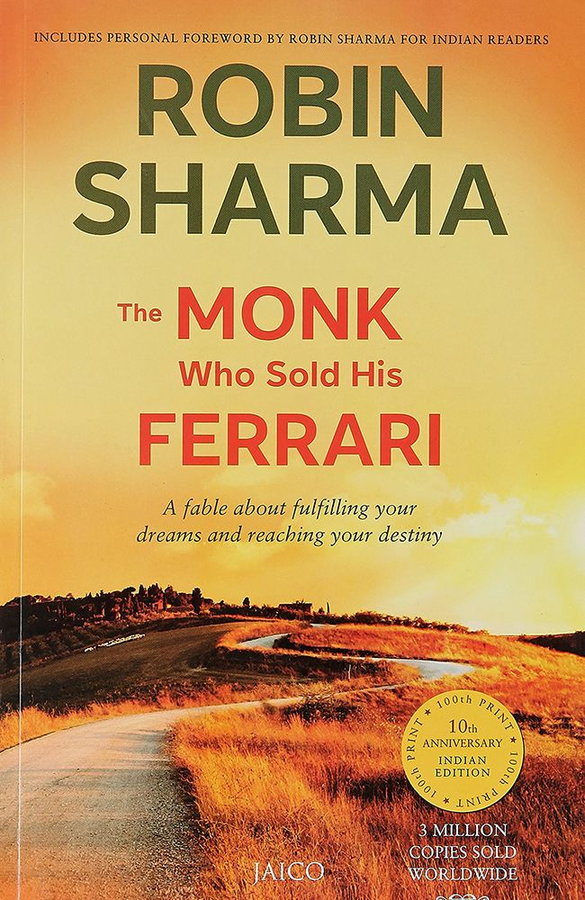 The Monk Who Sold His Ferrari Audiobook Robin S Sharma Free