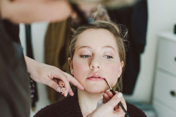 Bridal Style Shoot - making of pics... photo: Alexandra Stehle Photography