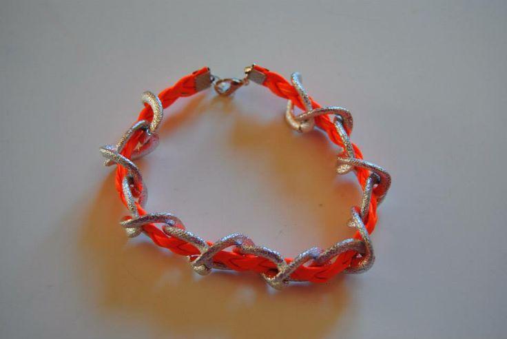 Pulsera cadena varios colores disponibles