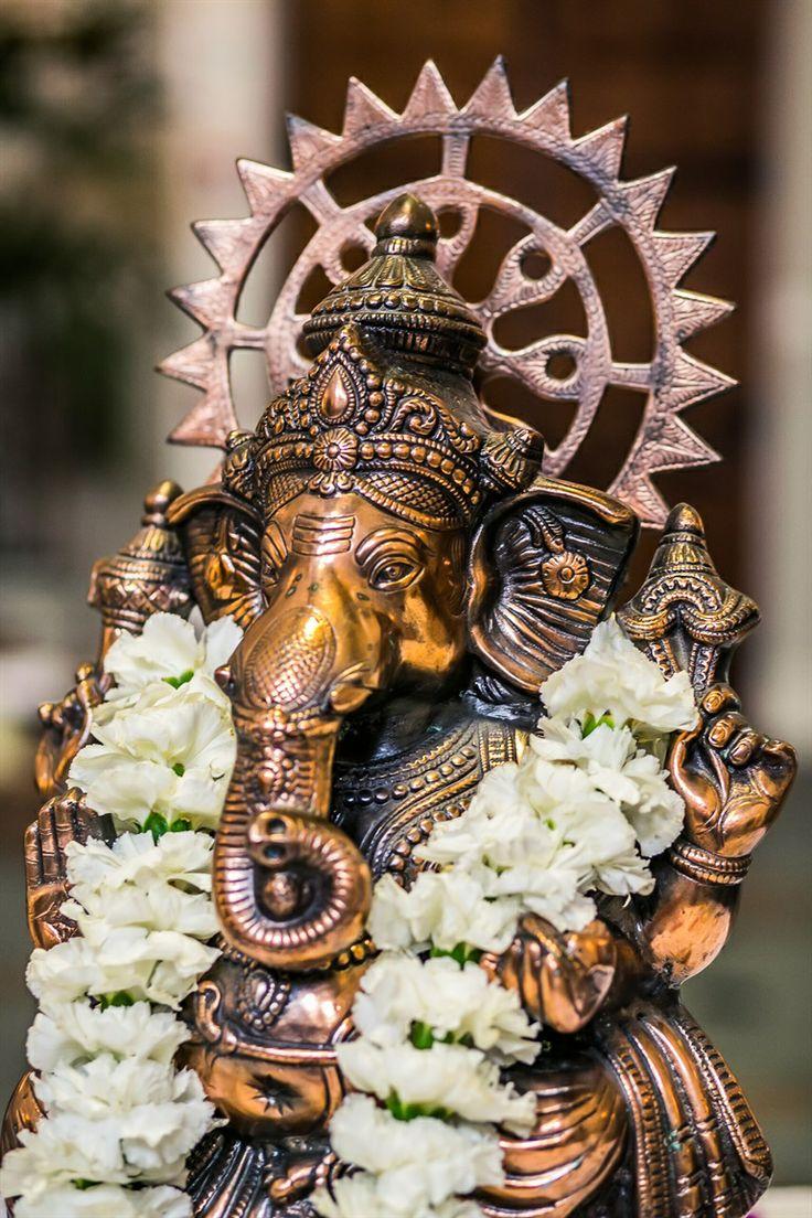 Ganesha - the Indian elephant god | Indian Wedding California by IQPhoto Studio