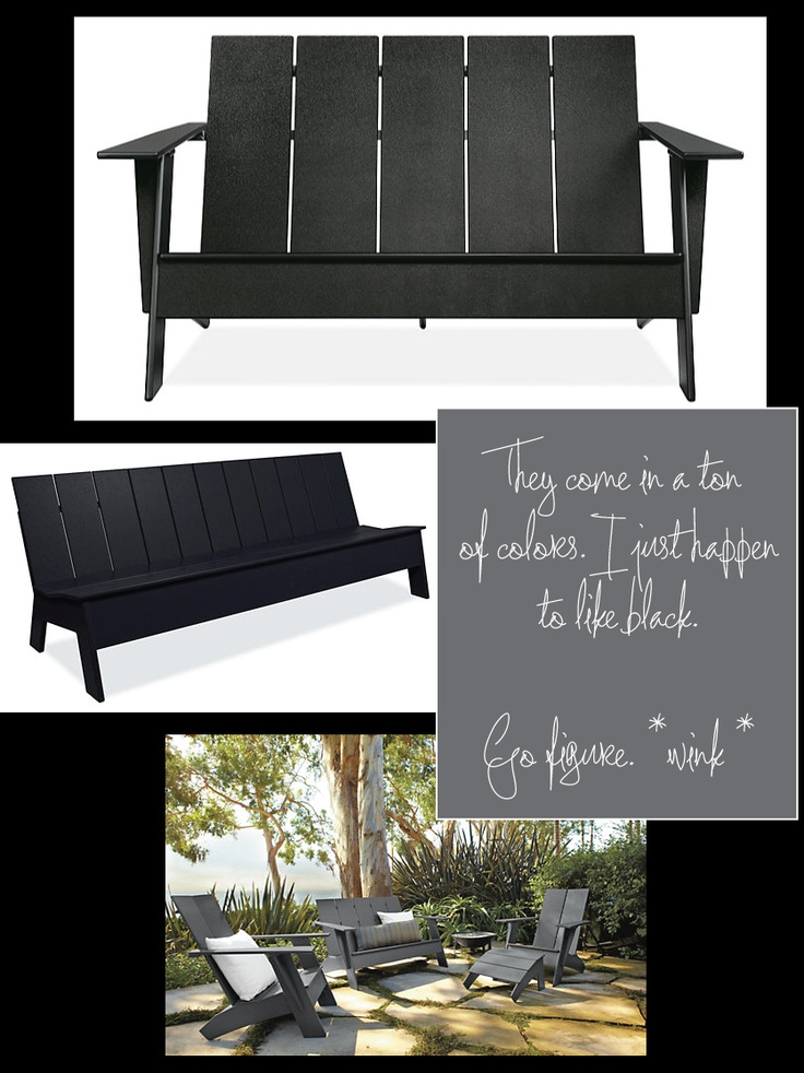 Best Loll In The News Images On Pinterest Outdoor Furniture - Loll outdoor furniture