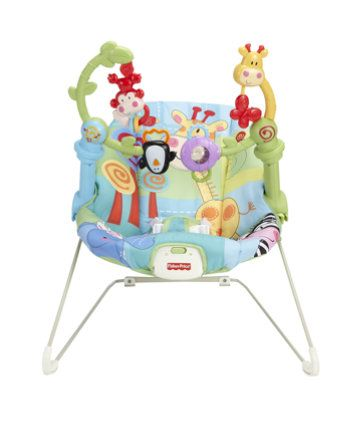 Fisher Price Discover and Grow Bouncer - bouncing cradles & rockers - Mothercare
