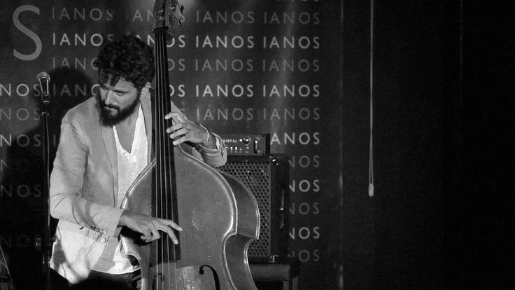 Petros Klampanis, Musician, Composer & Bassist / Πέτρος Κλαμπάνης, Μουσικοσυνθέτης & Μπασίστας #lovegreece - http://www.lovegreece.com/people/petros-klampanis