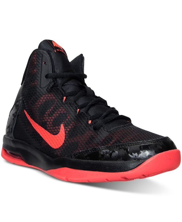 Nike Boys' Zoom Without A Doubt Basketball Sneakers from Finish Line