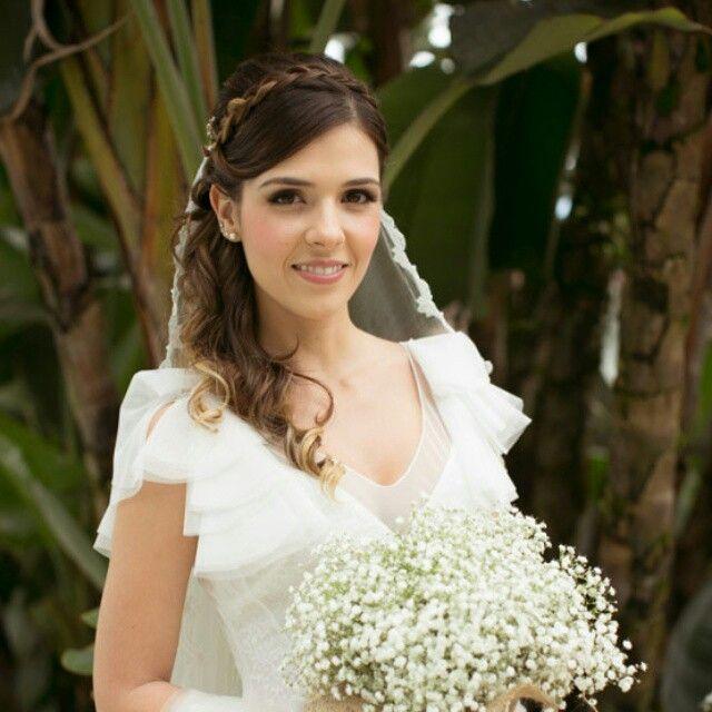 Brides. Peinado Biviana Suárez.