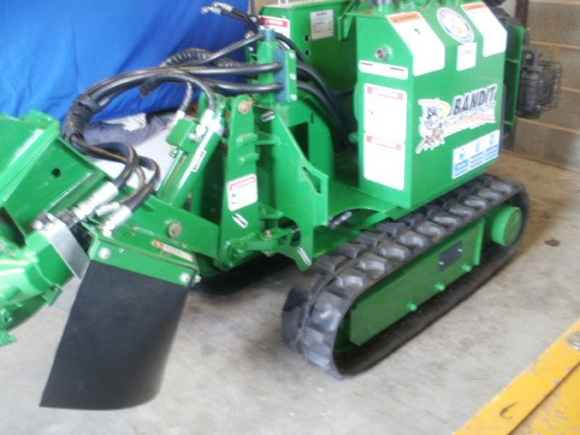 Bandit 2250xp Tracked Stump Grinder