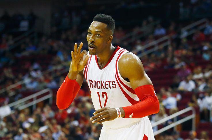 Dwight Howard - Houston Rockets Basketball Player