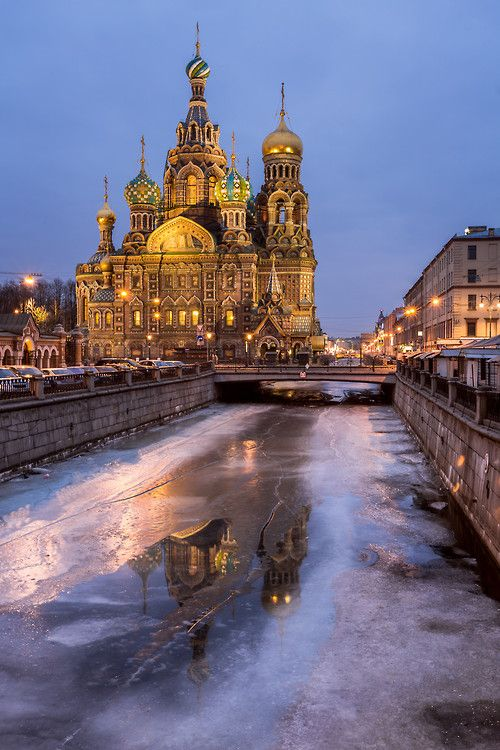 Church of the Savior on Spilled Blood, Saint Petersburg | Russia (by Andrey Omelyanchuk)