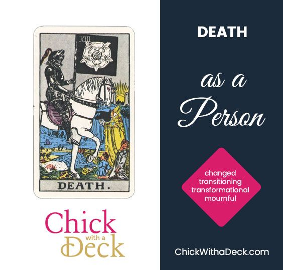 Death as a Person