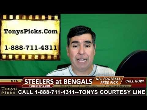 Pittsburgh Steelers vs. Cincinnati Bengals Pick Prediction AFC Wildcard ...