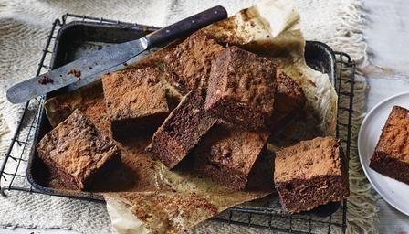 Sugar-free chocolate brownies