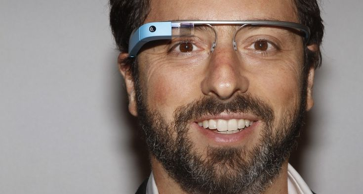 Google Glass, a type of wearable technology