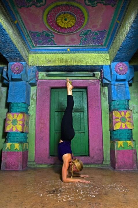 Beautiful yoga, The Beauty of Yoga, arm balance, inversion