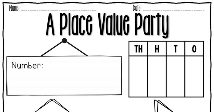 place value teacher stuff place values math classroom math boards. Black Bedroom Furniture Sets. Home Design Ideas