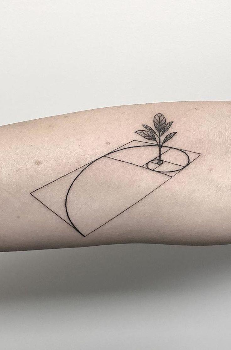 5 einzigartige Tattoo-Ideen für Design- und Architekturliebhaber   – Ink Your L… – Tätowierung