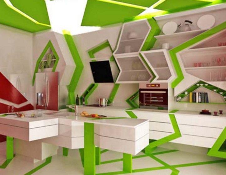 renkli mutfak resimleri