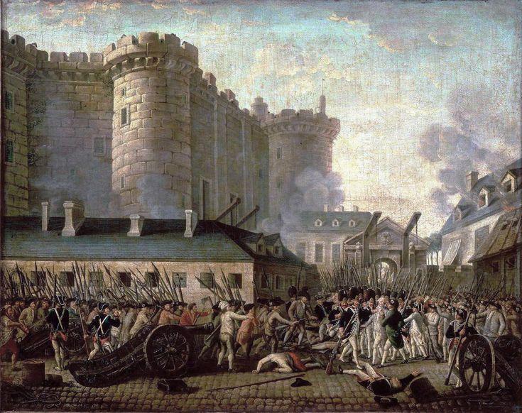 Bastille Day and the revolting Irish