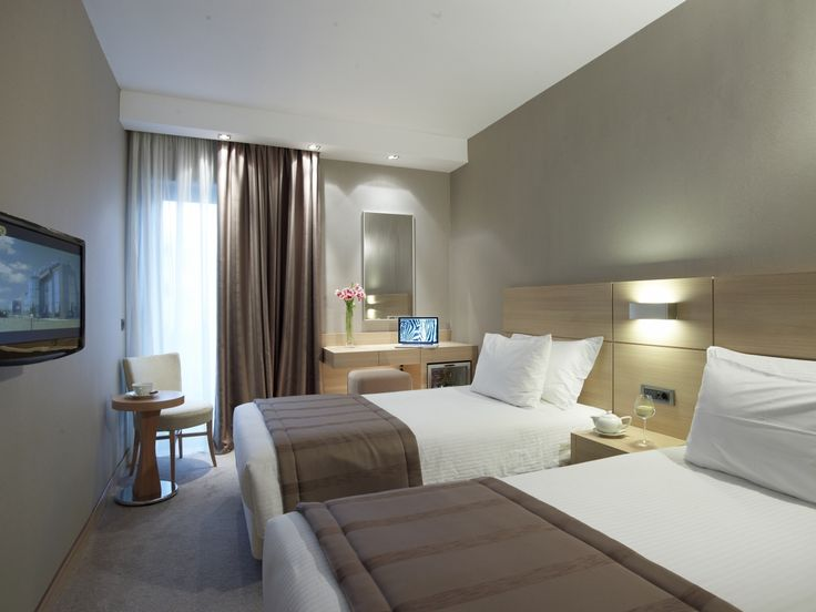 Simple touches of luxuty in our Deluxe room at Anatolia Hotel ...