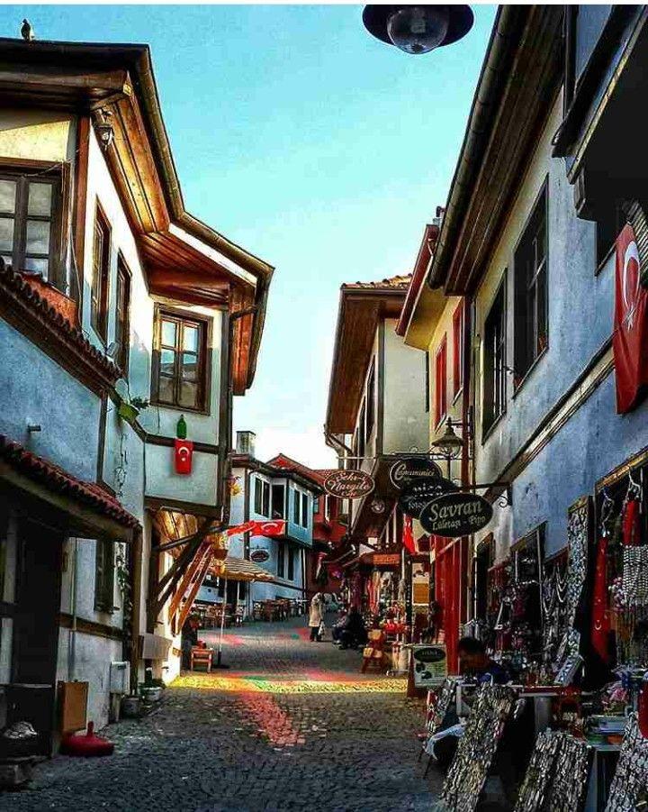 Odunpazarı-Eskişehir