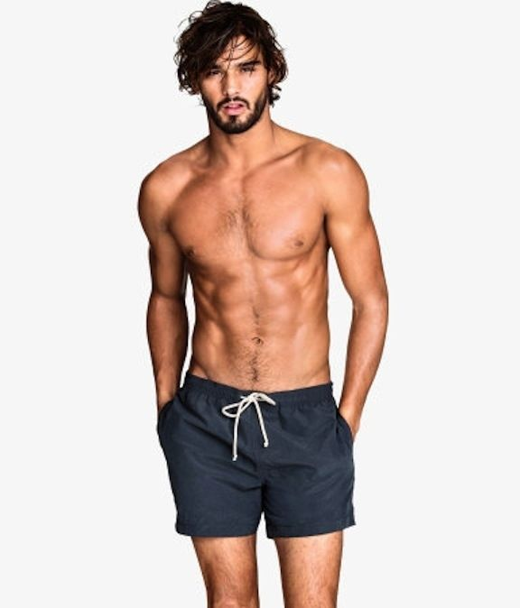 Swim Shorts, $13 | 28 Fashion Items Every Guy Needs For Spring And Summer Under $100