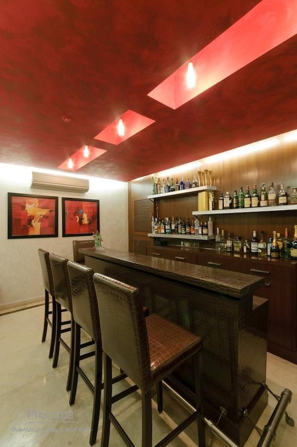 interiordesign portable bar, home bar design, bar stools, ceiling ...