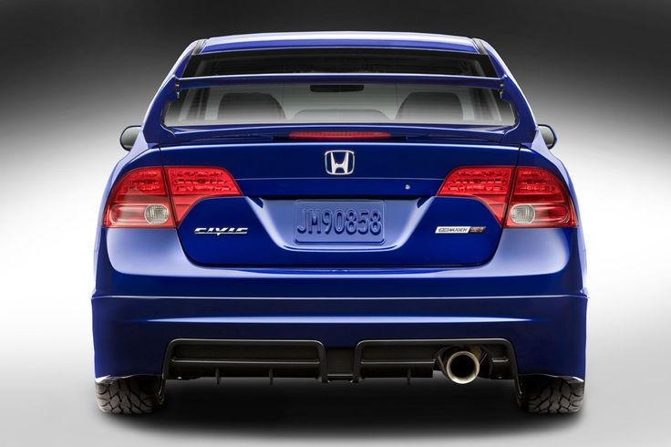 Mugen spoiler...WTF??? - Page 3 - 8th Generation Honda Civic Forum