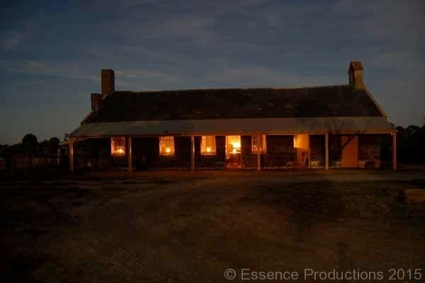 essenceproductions.com.au. #nighttheatre at #WerribeePark historic farm. #Downtoearth. #frightening and fun.