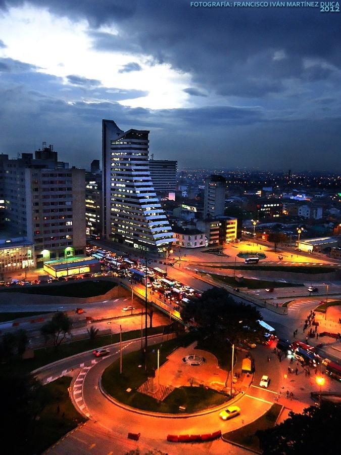 Centro de Bogotá - Bogotá downtown