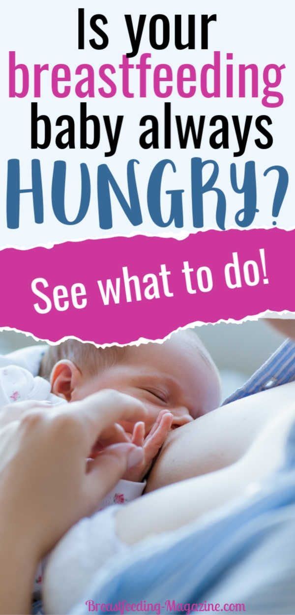 Baby Constantly Hungry How To Keep A Breastfed Baby Full -5636