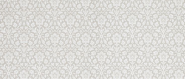 Annecy Steel Floral Wallpaper at Laura Ashley